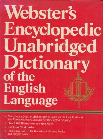 Webster's Encyclopedic Unabridged Dictionary of the English Language: фото №1